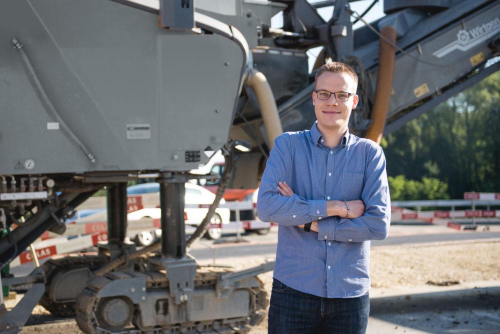 Bura Team Ludovic Piccand Bura AG – Schürfraupen / Erdbewegungen Murten Ins Schweiz